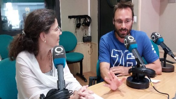 Maria José Blavia i Marco Perego