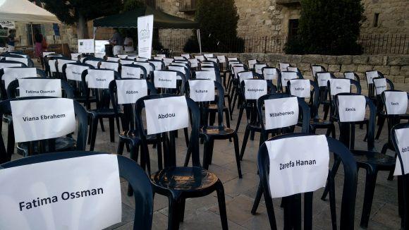 Sant Cugat exigeix al govern espanyol l'arribada de persones refugiades