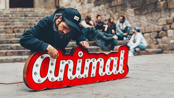 Animal presenta 'Més enllà de les paraules' al Parc de Ramon Barnils