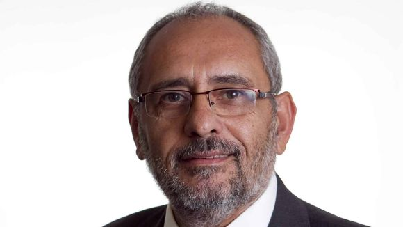 Josep Maria Catalán, nou president de Pimec Vallès Occidental