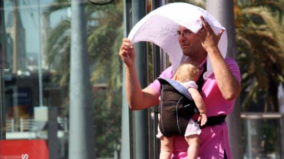 Avís per calor fins al 7 d'agost