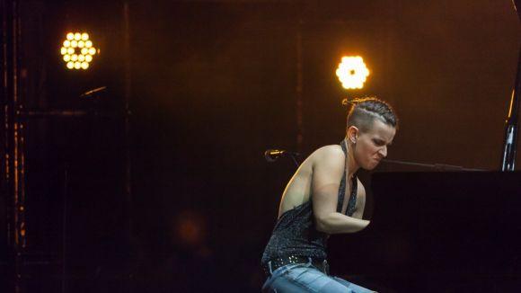 Clara Peya tanca avui el 4t Cicle de Concerts Castell de Canals i actuarà al Teatre-Auditori a l'octubre
