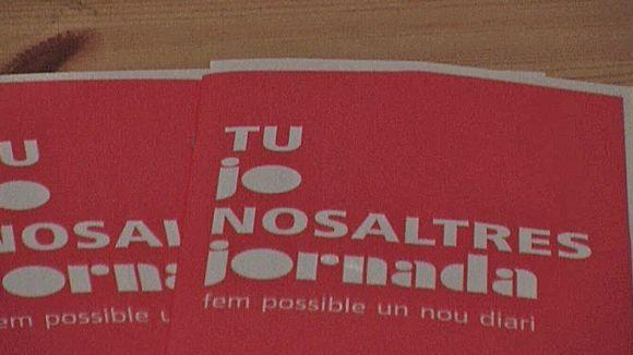 El diari 'Jornada' es presenta a Sant Cugat amb la voluntat de ser un gran mitjà de base popular