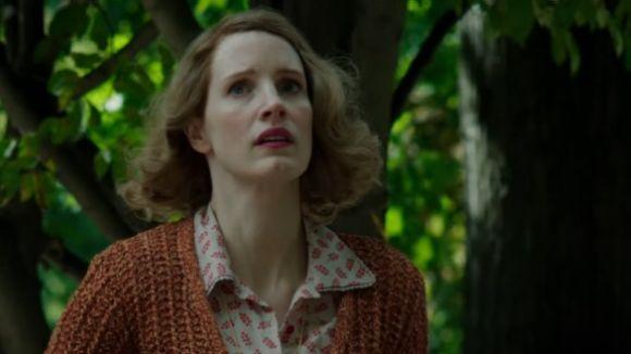 Jessica Chastain és protagonista de 'La casa de la esperanza'