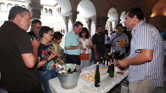Edició anterior del Tast de Vins / Foto: Premsa Sant Cugat