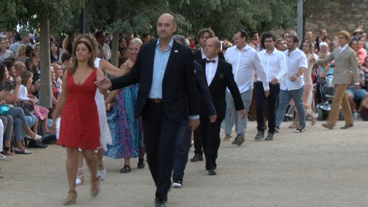 El 'Paga-li, Joan' de Festa Major: només amb adults i un màxim de 40 parelles