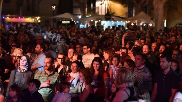 Buhos, Doctor Prats, Núria Graham i La Locomotora Negra, per Festa Major