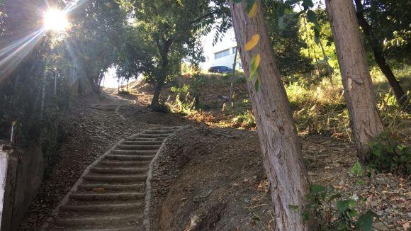 Les escales ja estan operatives / Foto: Consell de Barri Floresta