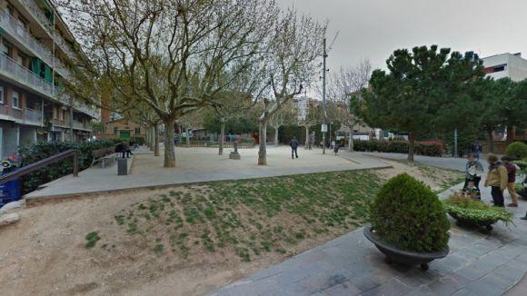 Les obres de millora paisatgística i d'accessibilitat de la plaça del Coll comencen avui