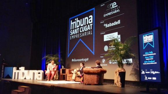 El Tribuna Sant Cugat Empresarial reuneix 250 empresaris amb la mirada en les noves tecnologies