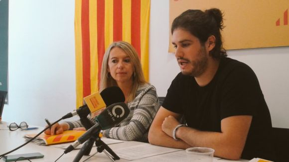 ERC-MES critica 'la falta de compromís' del govern municipal en la lluita contra la LGTBIfòbia