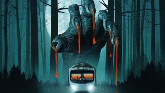 Detall d'un cartell promocional de la pel·lícula