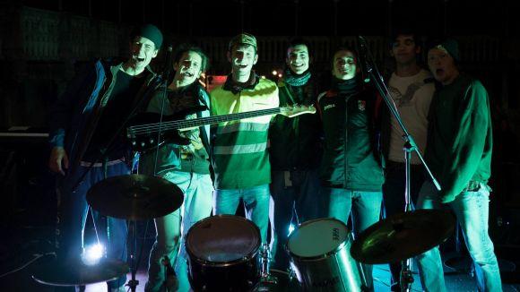 El primer disc del grup santcugatenc Mandràgora veurà la llum al març