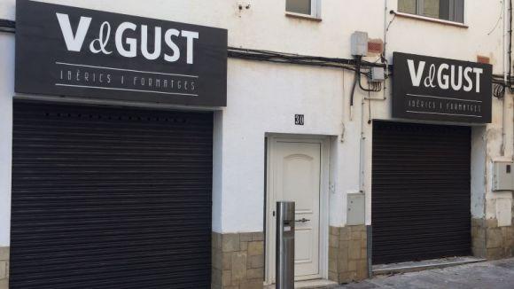 El VdGUST està situat al carrer de Castillejos