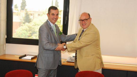 La UIC i l'empresa Straumann s'uneixen en la creació d'un aula dedicada a la implantologia dental