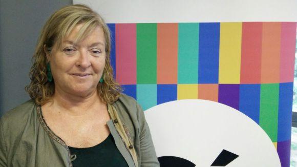 Àngels Ponsa: 'Cap treballador públic ha de patir conseqüències arran del referèndum'