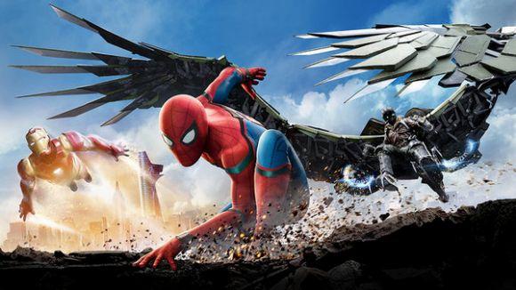 L'home aranya torna a la gran pantalla de Sant Cugat amb 'Spider-Man: Homecoming'