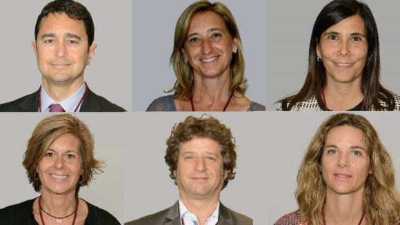 Calvet, Pellicer, Paraira, Fortuny, Soler i Barbany exerciran d'alcaldes accidentals durant l'agost