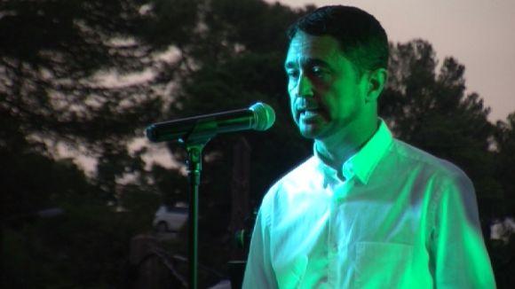 Damià Calvet obre la Festa Major de Sol i Aire amb un elogi a la capacitat de fer comunitat del barri
