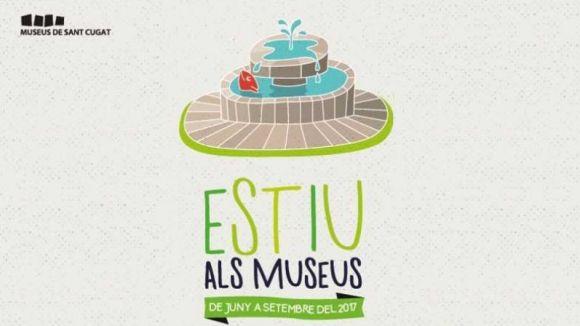 Els Museus de Sant Cugat proposen aquest estiu una oferta de lleure gratuïta i per a tota la família