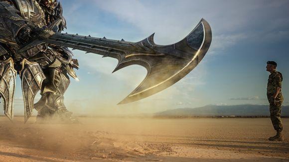 Els 'Transformers' tornen a la gran pantalla amb 'El último caballero'