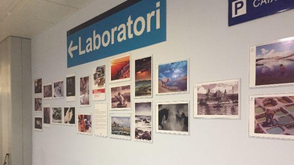 L'Hospital General de Catalunya acull l'exposició FotoInfermeria