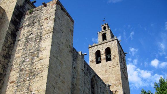 Sant Cugat organitza avui una visita guiada al campanar, l'església i el Claustre