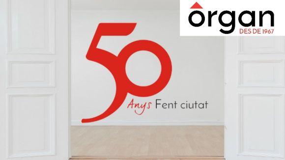Organ celebra el 50è aniversari amb una festa popular el 16 de setembre
