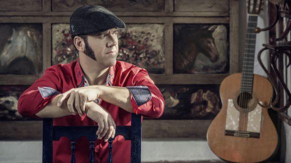 Paco Candela actuarà al CPA el 20 d'octubre en els actes de celebració del 40 aniversari
