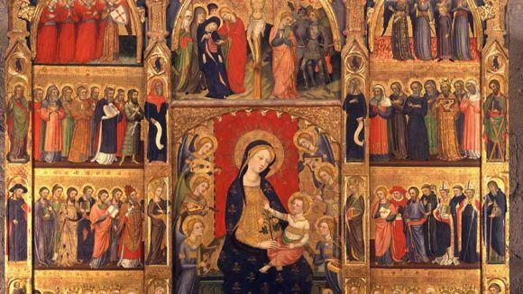 Catalonia Sacra farà una conferència al setembre per explicar el retaule de Santa Maria de Tots els Sants