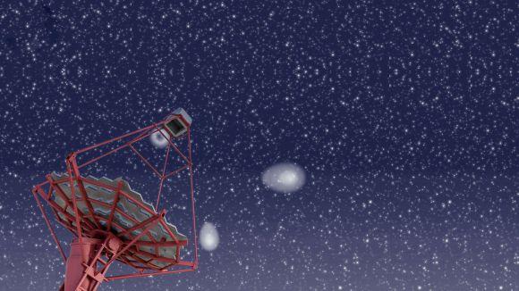 El Cherenkov Telescope Array (CTA), protagonista d'aquesta setmana a 'El Pou'