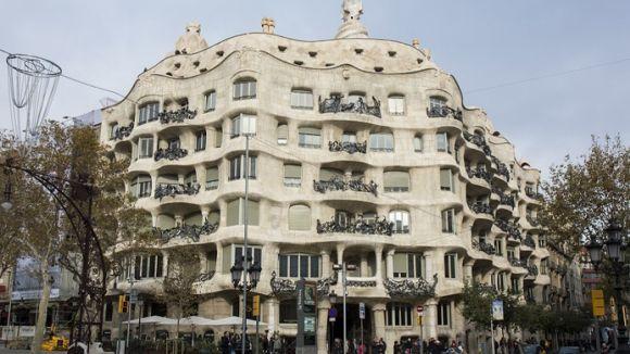 Rodalies de Catalunya ofereix un nou bitllet combinat per visitar la Pedrera