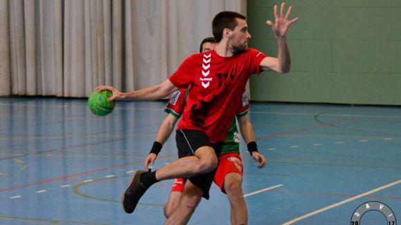 Oliver Bonaccini deixa el Sènior A de l'Handbol Sant Cugat per motius professionals