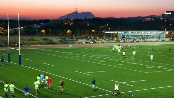 El Club Rugby Sant Cugat ofereix un campus de pretemporada a principis de setembre