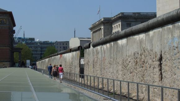 Mur de Berlín / Foto: Commons