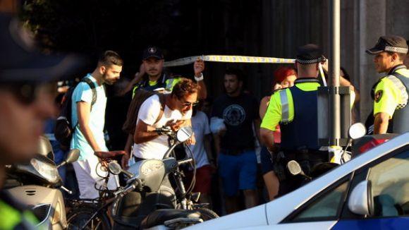La santcugatenca ingressada a Mútua Terrassa pels atemptats de Barcelona evoluciona favorablement