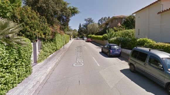 Quatre detinguts per presumpte robatori amb força a habitatges de Sant Cugat