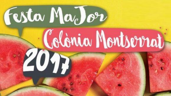 Una sardinada popular dóna avui el tret de sortida a la Festa Major de la Colònia Montserrat