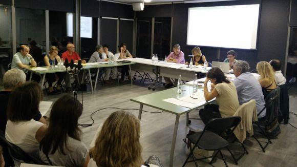 La CUP-PC proposa una redistribució dels consells de barri amb la fragmentació dels dos del centre