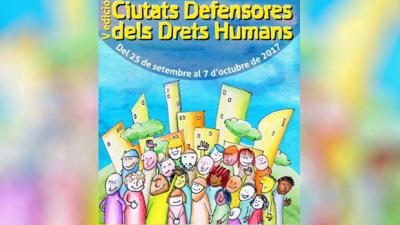 Sant Cugat se suma a la 5a edició del programa Ciutats Defensores dels Drets Humans