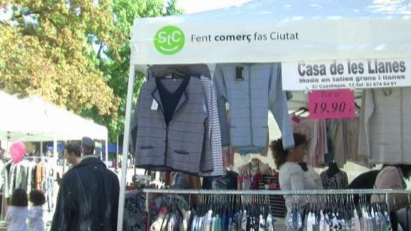 L''Estocs a Fora' torna per tancar les rebaixes d'estiu amb un petit augment de vendes