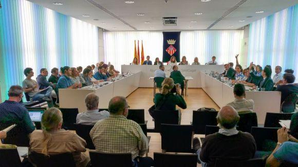 Reaccions dels grups municipals a la ruptura del PDeCAT-Demòcrates i el PSC