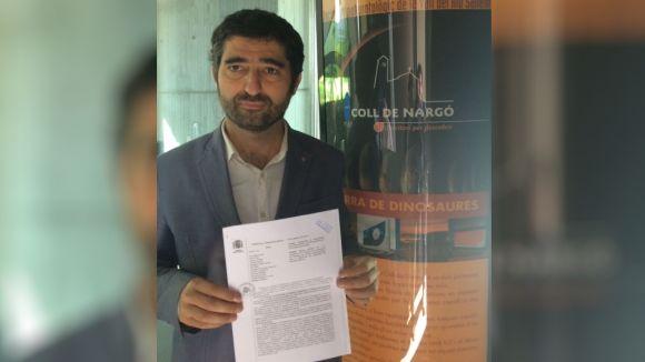 Jordi Puigneró rep la notificació del Constitucional per col·laboració amb l'1-O