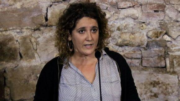 El secretariat de la CUP, amb Núria Gibert, plegarà després del 21-D per un 'relleu de responsabilitats'