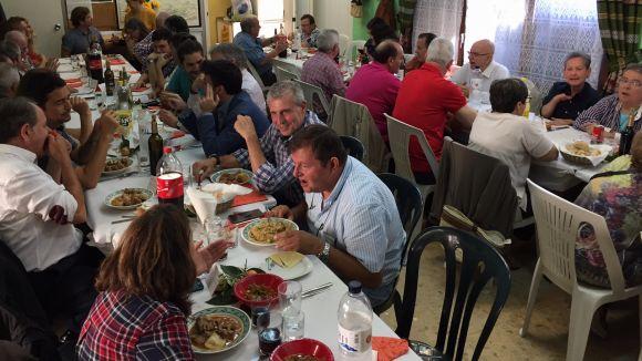 El Centro Castellano-Manchego proclama els Quixots, Dulcinea i Sancho de les 30es Jornades Culturals