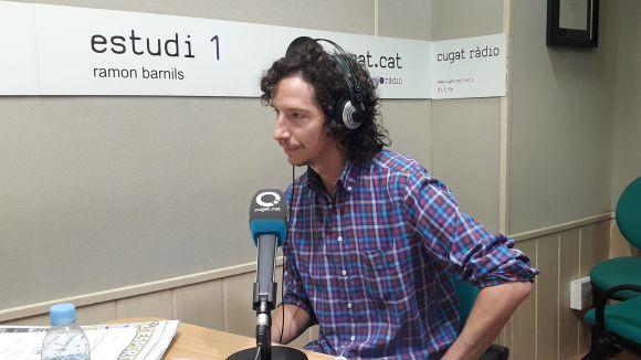 Álvaro Arroyo, responsable de l'app 'Friends y Food'