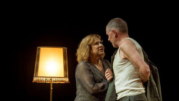 Arànega i Martínez tornen avui al Teatre-Auditori amb 'Dansa de mort' amb entrades exhaurides