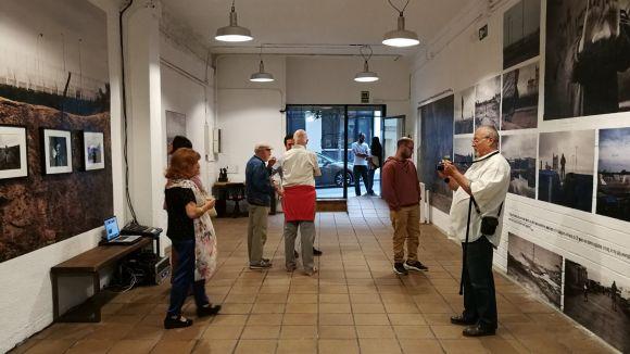 Imatge de la inauguració del local d'És-fera 72 / Facebook.com