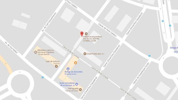 Una furgoneta atropella mortalment un home d'uns 70 anys a Volpelleres