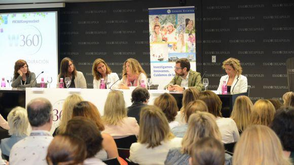 Més de 300 empresàries es reuneixen a Sant Cugat per debatre sobre el paper de la salut a l'empresa